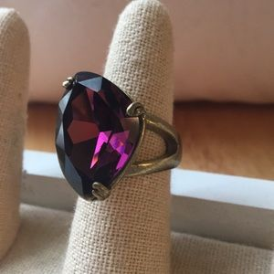 Chloe + Isabel Statement Ring (Size 8)